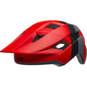 Bell Spark Helmet downdraft matte crimson/black